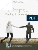 4 Steps to Falling in Love Again- Jimmy Evans