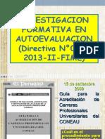 INVESTIGACION FORMATIVA EN EL PROCESO DE AUTOEVALUACION.pdf