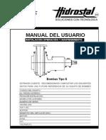 Manual Bomba Tipo s v.c.11 11