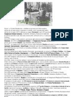 Curriculum Massimo Caissotti 2009