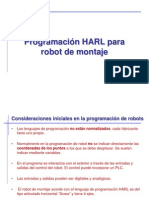 Sistemas de Montaje IV. Programación HARL