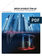 Seismic Isolation for Buildings Catalog 2013 by Bridgestone Corp - Multi Rubber Bearing