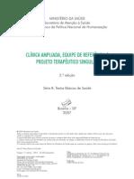 Clínica Amplida, Equipe de Referência e Projeto Terapêutico Singular.