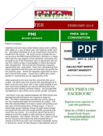 Papa Murphy's (FRSH) Franchisees letters from PMFA