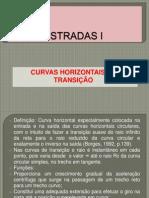CURVAS DE TRANSIÇÃO
