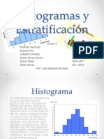 CEP Histogramas Estratificacion