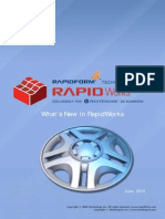 RapidWorks Whats New