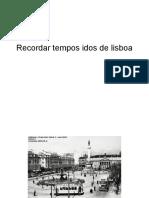 44 Fotografias Inéditas de Lisboa do Séc. XX