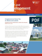 Trade and Development in Africa
