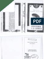 153674744 Arqueologia de La Escuela Fernando Alvarez Uria y Julia Varela