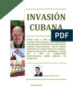 Invasion Cubana a Venezuela