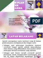 Business plan Ppt APOTEK CANDI