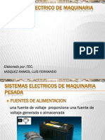 Curso Sistemas Electricos Maquinaria Pesada