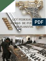6.-Tema Seis Ley Federal de Armas de Fuego y Explosivos[1]
