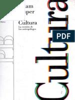 Adam Kuper Cultura La Version de Los Antropologos