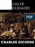 Loja de Antiguidades - Charles Dickens