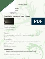 TouchPad en Laptops