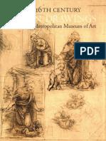 Fifteenth and Sixteenth Century Italian Drawings in the Metropolitan Museum of Art