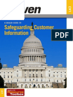 A Dealer Guide to Safeguarding Customer Information