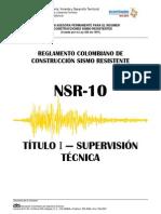 Titulo I Nsr10