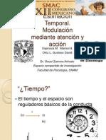 6 SMAC 2012 Presentación Estimación Temporal Modulación Mediante Atención y Acción