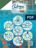 Catálogo Cabopec 2013 - Terceira Edição.