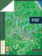 Mapa Turistico Blumenau