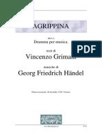 Händel Agrippina