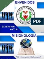 MISIONOLOGIA El Llamado Misionero