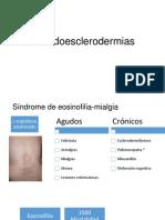Pseudoesclerodermias