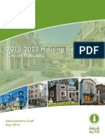 City of Palo Alto (CA)Housing Element Draft (2015-2023)