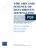 """The Art and Science of Data-Driven Journalism"" de Alexander Benjamin Howard"
