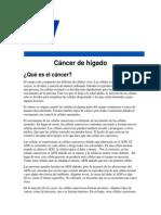 Cancer de Higado