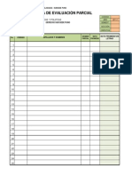 Acta de Evaluación 2014- i Ejemplo
