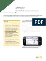 Aspen InfoPlus.21 Mobile Datasheet