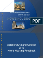 hows housing feedback 2012-2014