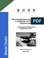 Recomendaciones Instalacion KRAH Rev006