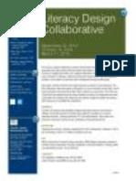 Literacy Design Collaborative