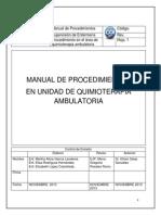 Manual de Procedimientos QT