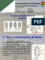 5. Tipo y Caracteristicas Del Motor