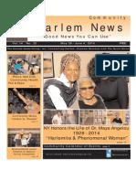 Harlem News