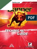 Ghid Tehnic Baterii Banner
