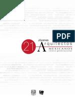 21 Jovenes Arquitectos Mexicanos Interactivo