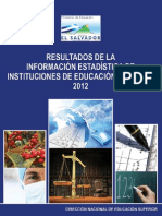 Documento Informacion Ies 2012 Web