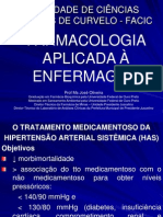 163424769 Aula 10 Farmacos Anti Hipertensivos Ppt