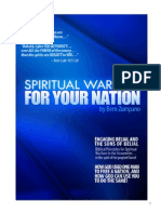 Spiritual Warfare for Your Nation