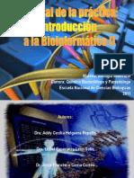 Bioinformática 2 2011 Tutorial