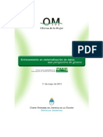 informe_entrenamiento sistematizacion