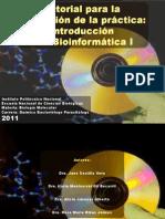 Bioinformática I 2011 Tutorial