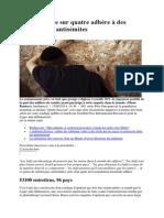 Une personne sur quatre adhère à des affirmations antisémites.docx